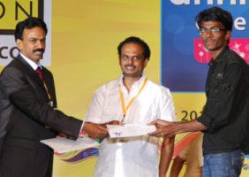 Sri Marthand K Venkatesh, Tollywood Film Editor
